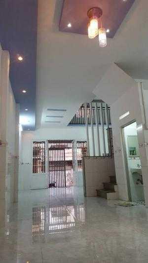 Nhà hẻm 168 Đất Mới quận Bình Tân