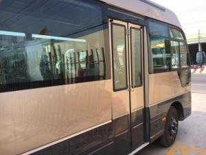Hyundai Couty Limousine cửa xếp