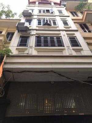 Bán nhà phân lô Ngõ Phố Thái Hà, 55m,4 tầng, Hướng mát,Ngõ thoáng sạch