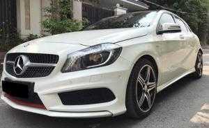 Cần bán xe Mercedes A250 AMG 2015 màu trắng