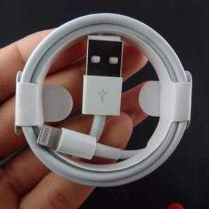 Cap Sạc iPhone 7 Linghtning Chính Hãng