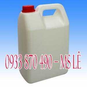 Can nhựa đựng hóa chất, can nhựa HDPE đựng thực phẩm, can nhựa 5 lít , can 4 lít, vỏ can nhựa 2 lít