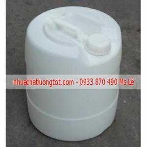 Can nhựa đựng hóa chất 30 lít, thùng nhựa 25 lít đựng hóa chất giá rẻ, vỏ can nhựa 20 lít đựng thực phẩm .