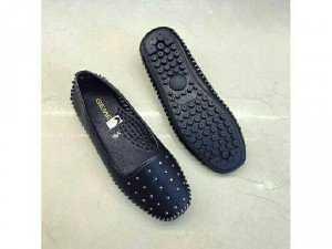 ✅✅ Giày mọi tán kim loại đầu mũi