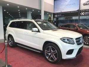 Bán xe Mercedes 7 chỗ GLS 350d máy dầu đẳng cấp vượt trội giá rẻ