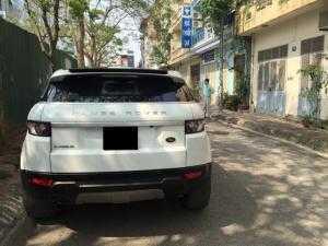Landrover Range Rover evoque 2011 đk 2012 nhập Mỹ màu trắng zin
