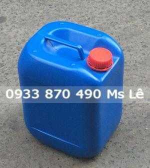 Nơi bán can nhựa đựng hóa chất , can nhựa đựng thực phẩm, can nhựa 30 lít, can 25 lít vuông xanh, can 20 lít dày