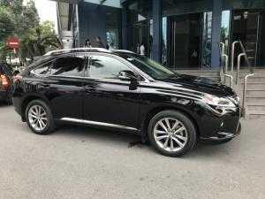 Cần bán xe Lexus RX350 2014 màu đen nhập Mỹ chạy được 3 vạn 9