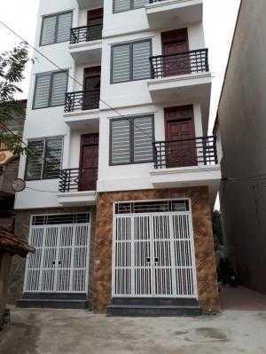 Cần bán nhà phố Lụa,Vạn Phúc,HĐ(5 tầng*4P)ôtô vào nhà,2 mặt thoáng