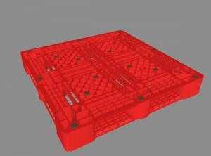 Pallet nhựa Long Thành PL09-LK
