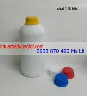 Chai nhựa đựng thuốc sâu, vỏ chai đựng thuốc hóa học, bán các loại chai nhựa nông dược...