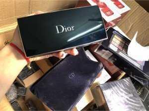 Set trang điểm Dior color design