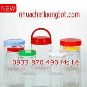 Hủ nhựa đựng thực phẩm, hủ nhựa đựng gia vị, keo nhựa vuông 10 kg, keo nhựa 7 kg, hủ 5 kg