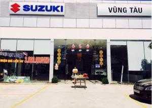 Xe Tải Nhẹ Suzuki Vũng Tàu