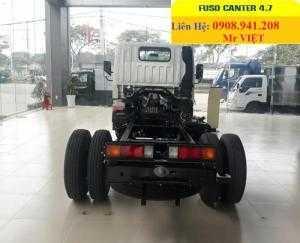 Xe tải Mitsubishi Fuso Canter 4.7, Tải Trọng...