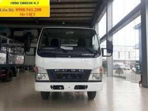 Xe tải Mitsubishi Fuso Canter 4.7, Tải Trọng 2 Tấn, Nhập Khẩu Nhật Bản