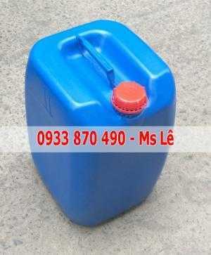 Công ty sản xuất can nhựa 30 lít, can 25 lít giá rẻ , can nhựa 20 lít đựng hóa chất .Nơi bán can nhựa giá rẻ
