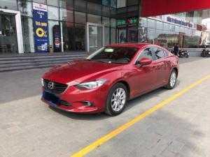 Đầu năm mở hàng em Mazda đỏ đỏ cho nó đỏ