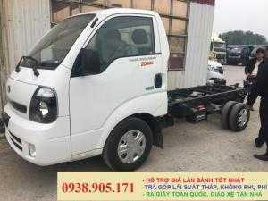 Xe tải K200 Thaco, xe tải K200 giá tốt nhất miền Nam, trả góp, thùng kín, thùng lửng, thùng mui bạt
