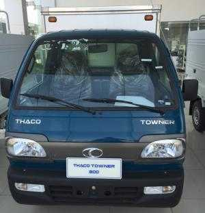 Xe tải Thaco 5 tấn Ollin 500B tại Hải Phòng hỗ trợ trả góp