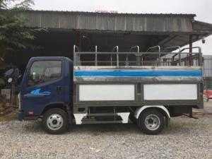 Xe tải 2.4 tấn Tera 240 động cơ isuzu mới 100%