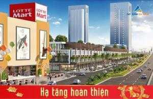 Sự kiện chào xuân – Mở bán Phố thương mại Halla Jade Resdences bên Sông Hàn, Hải Châu, Đà Nẵng