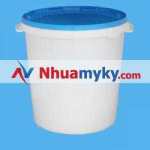 Vỏ thùng đựng sơn 30 lít,thùng sơn 20 lít trơn, thùng nhựa 18 lít , thùng 16 lít đựng sơn nhà, thùng sơn 12 lít