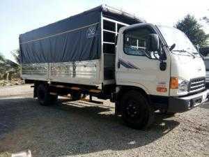Xe tải Huyndai HD 120S thùng bạt 8 tấn thùng 5m, huyndai dothanh hd120s tại An Giang