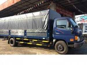 Hyundai HD120SL Có Mui 8 tấn thùng 6m3 tại Cần Thơ, Đồng Tháp, Vĩnh Long, Bạc Liêu, An Giang