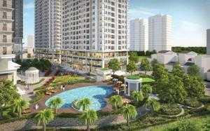 Cần bán gấp căn hộ Eco Green City, 2 phòng ngủ, diện tích 71m2, bao phí sang tên