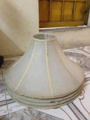 Chao đèn cỡ đại đk 55 cm có 4 ch bán tất