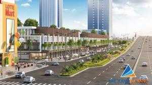 Nhà phố thương mại Halla Jade Residences chuẩn Châu Âu – Đà Nẵng
