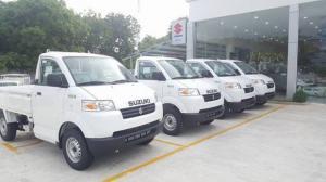 Suzuki xe tải nhỏ giải pháp vận chuyển