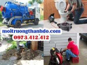 Thông cống nghẹt phường Phước Long A Quận 9 chuyên nghiệp