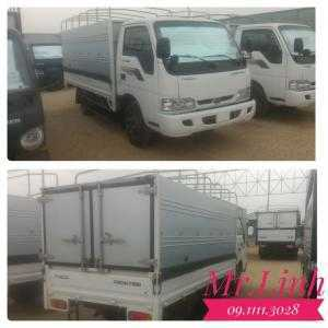 Cần bán xe tải Thaco Kia 2.4 tấn tại Hải Phòng