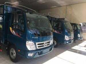 Bán xe Thaco Foton Ollin360 động cơ công nghệ Isuzu thùng dài 4,2m tại Bà Rịa Vũng Tàu