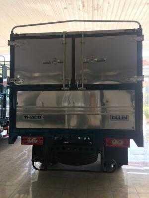 Thaco Ollin 360 động cơ công nghệ Isuzu thùng dài 4,2m tại Bà Rịa Vũng Tàu