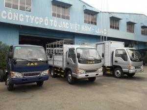 Xe tải jac 1t25 mới nhất năm 2018, jac 1.25 tấn tặng 100% phí trước bạ