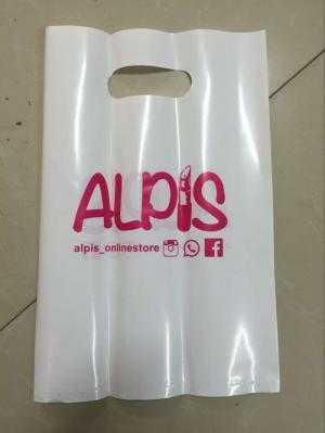 Quảng cáo thương hiệu trên túi nilong,túi vải