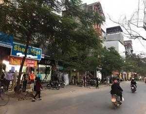 Bán đất mặt phố Khương Đình, lô góc, mặt tiền rộng, kinh doanh đỉnh!