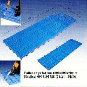 Công ty bán pallet nhựa lót sàn tại tphcm
