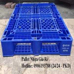 Pallet nhựa cũ tại Lào Cai