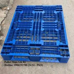 Pallet nhựa cũ tại Điện Biên