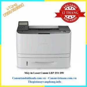 Máy in laser Canon LBP 251DW - Chính Hãng, Giá Tốt
