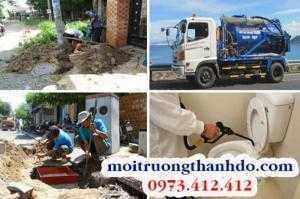 Thông cống nghẹt phường Tân Phú Quận 9 chuyên nghiệp