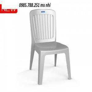 Ghế nhựa nhập đa màu rẻ nhất
