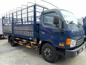 Đại lý chính hãng xe tải Huyndai HD99 6,5 tấn/ DoThanh HD99 thùng mui bạt 6,5 tấn giá tốt
