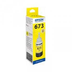 Mực in Epson T673400 Yellow Ink Cartridge (L805, L850)