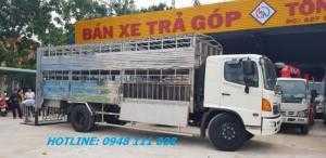 Giá xe tải Hino 9 tấn giao xe ngay, cam kết giá tốt nhất