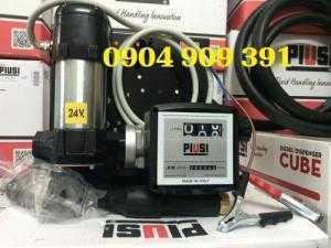 Bơm dầu Piusi ST Bipump 24V,piusi ST Bipump 24V,bơm dầu cấp phát,máy bơm xăng dầy chạy điện 24V